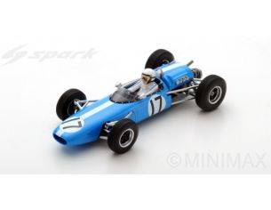 Spark Model S5261 BRABHAM BT11 B.ANDERSON 1967 N.17 DNF FRENCH GP 1:43 Modellino