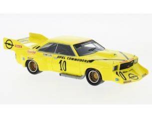 Neo Scale Models NEO46121 OPEL COMMODORE B JUMBO N.10 HOCKENHEIM 1973 O.STEINMETZ 1:43 Modellino