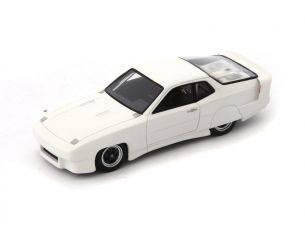 Autocult ATC90072 PORSCHE 924 COUPE WORLD RECORD CAR 1977 WHITE MASTERPIECE COLL.1:43 Modellino