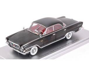 Kess Model KS43032020 CHRYSLER NEW YORKER SEDAN 4-DOOR 1962 BLACK 1:43 Modellino