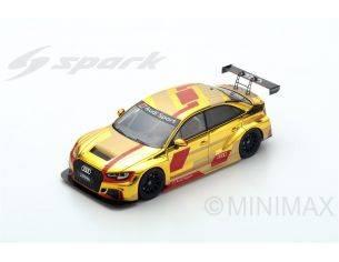 Spark Model S4497 AUDI RS3 LMS 100th 1:43 Modellino