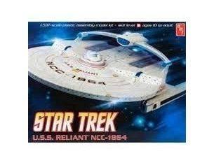 AMT 0667 USS RELIANT STAR TREK KIT 1/537 Accessori