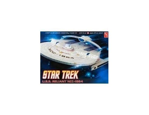 AMT 0667 USS RELIANT STAR TREK KIT 1/537 Accessori