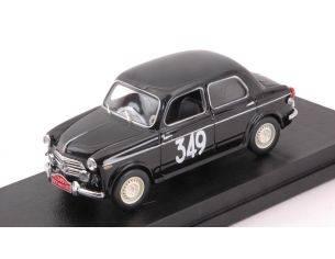Rio RI4581 FIAT 1100 E N.349 25th MONTE CARLO 1955 DUNOD-SAMPIGNY 1:43 Modellino