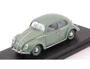 Rio RI4582 VW MAGGIOLINO 1953 1200 DE LUXE GREEN 1:43 Modellino