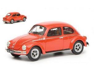 Schuco SH9039 VW BEETLE 1600S RED 1:43 Modellino