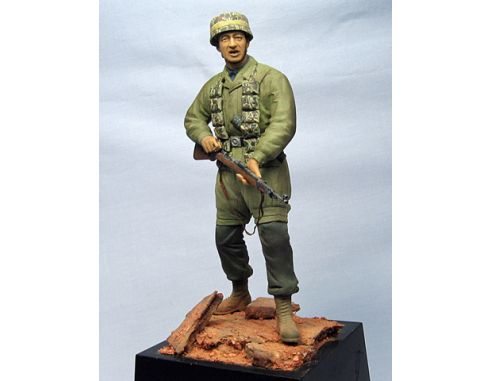 Dragon D1603 FALLSCHIRMJAGER MONTE CASSINO 1944 KIT 1:16 Modellino