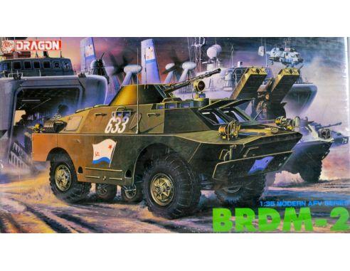 Dragon D3513 BRDM-2 KIT 1:35 Modellino