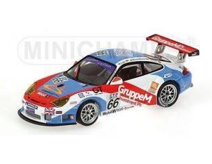 Minichamps PM400056466 PORSCHE 911 GT 3 N.66 WN.SPA'05 1:43 Modellino