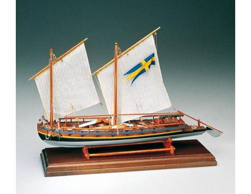 Amati 1550 Cannoniera svedese 1:75 Kit montaggio Modellino