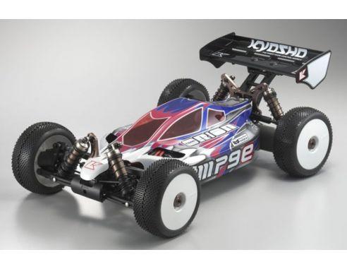 Kyosho 30895 Inferno MP9E RSR 4wd Racing Buggy 1:8 Radiocomando
