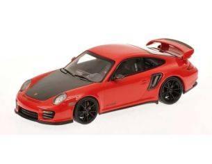 Minichamps PM400069407 PORSCHE 911 GT2 RS 2010 RED 1:43 Modellino