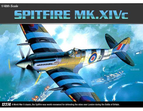 Accademy ACD12274 SUBMARINE SPITFIRE MK XIV-C KIT 1:48 Modellino