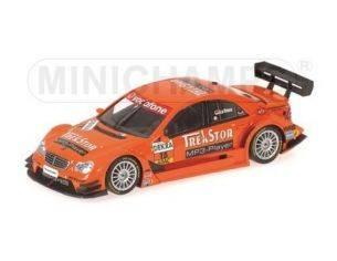 Minichamps PM400073615 MERCEDES C CLASS N.15 DTM 2007 1:43 Modellino