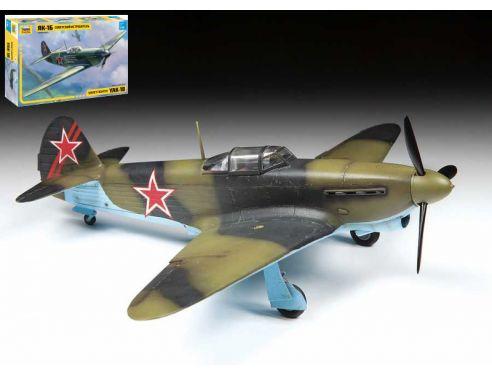 Zvezda Z4817 YAK-1B SOVIET FIGHTER KIT 1:48 Modellino