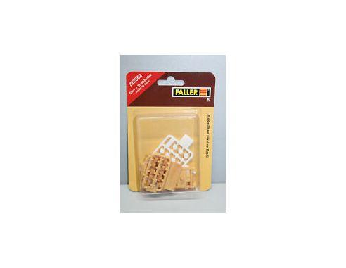 FALLER 272562 - Fasci di paglia e balle da silos Modellismo