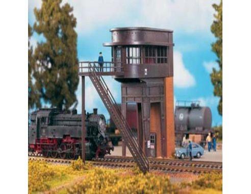Piko 61137 Torre di controllo 1:87 H0 Kit Modellismo SCATOLA ROVINATA