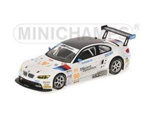 Minichamps PM400092990 BMW M3 GT2 N.90 ALMS 2009 1:43 Modellino