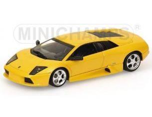 MINICHAMPS 400103520 LAMBORGHINI MURCIELAGO 2004 YELLOW METALLIC Modellino