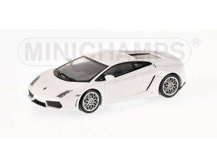 Minichamps PM400103800 LAMB.GALLARDO LP 560 2008 WHITE 1:43 Modellino