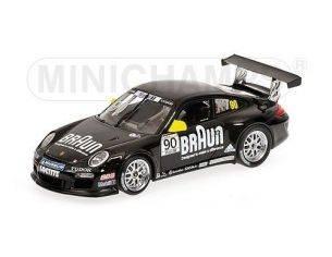 Minichamps PM400106990 PORSCHE 911 GT3 N.90 VIP SUPERCUP 1:43 Modellino