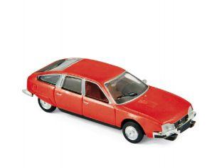 Norev NV159013 CITROEN CX 2000 1975 SOLEIL RED 1:87 Modellino