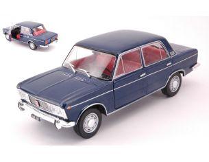 White Box WB124028 FIAT 125 SPECIAL 1968-1972 DARK BLUE 1:24 Modellino