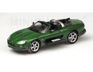 MINICHAMPS 400130230 JAGUAR XKR GREEN Modellino