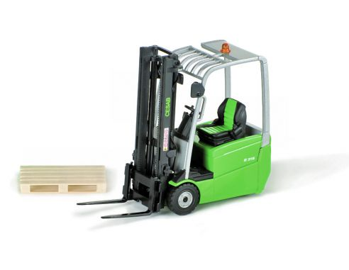 Ros RS00145 MULETTO B 316 CESAB BRANDED FORKLIFT 1:23 Modellino