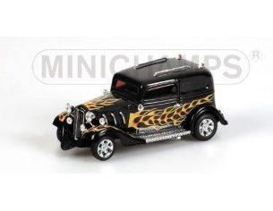 Minichamps PM400142260 AMERICAN HOR ROD BLACK 1:43 Modellino