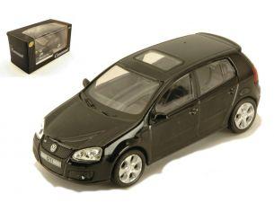 Cararama Motorama CA4-47050 VW GOLF GTI BLACK 1:43 Modellino