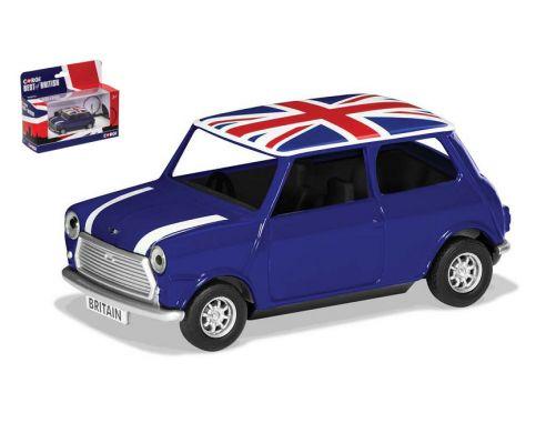 CORGI GS82113 MINI CORGI BEST OF BRITISH CLASSIC 1:36 Modellino