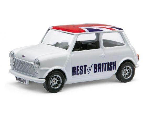 CORGI GS82298 CORGI BEST OF BRITISH CLASSIC MINI 1:36 Modellino