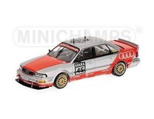 Minichamps PM400921445 AUDI V 8 N.45 DTM 1992 1:43 Modellino