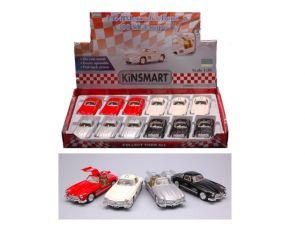 KINSMART KT5346D MERCEDES 300 SL 1954 cm 12 Modellino
