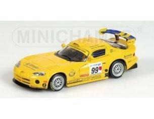 MINICHAMPS 400991499 DODGE VIPER GTS-R CLARK BRITISH GTC 1999 Modellino