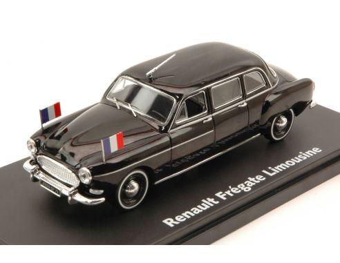 NOREV NV519168 RENAULT FREGATE LIMOUSINE 1957 CHARLES DE GAULLE 1:43 Modellino
