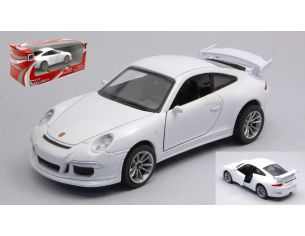 NEW RAY NY51293GT3W PORSCHE 911 GT3 (991) WHITE 1:32 Modellino