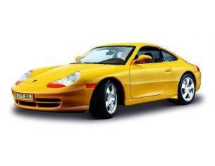Bburago BU12060 PORSCHE 911 1997 1:18 Modellino
