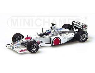 MINICHAMPS 430000023 BAR 02 HONDA R. ZONTA 2000 Modellino