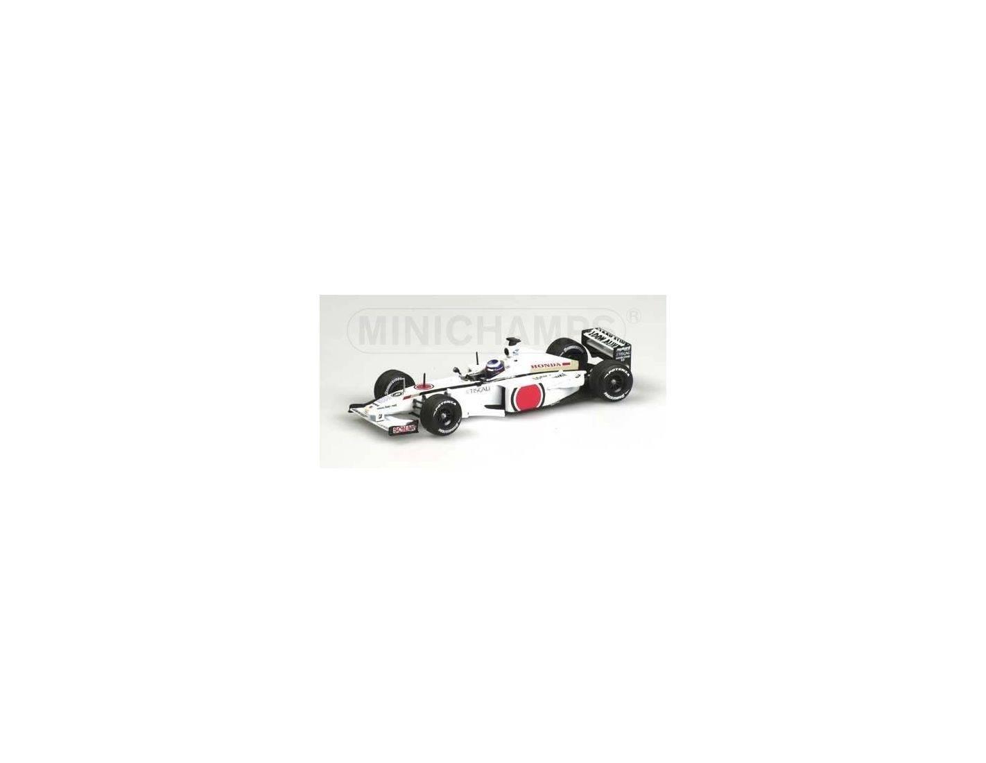 Minichamps PM430010080 BAR HONDA O.PANIS '01 1:43 Modellino