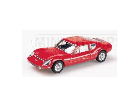 MINICHAMPS 430010120 MELKUS RS 1000 1972 RED Modellino