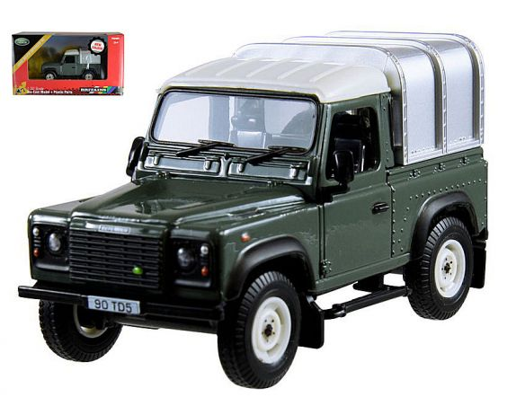 BRITAINS LC42732 LAND ROVER DEFENDER 90 1:32 Modellino