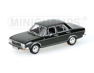 MINICHAMPS 430019108 AUDI 100 1969 GREEN Modellino