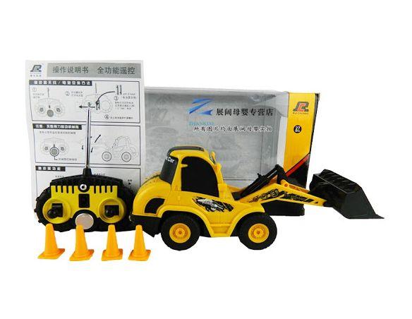 RUI CHUANG QY0101 1:20 SERIES MINI ENGINEERING CAR RADIOCOMANDO MODELLINO