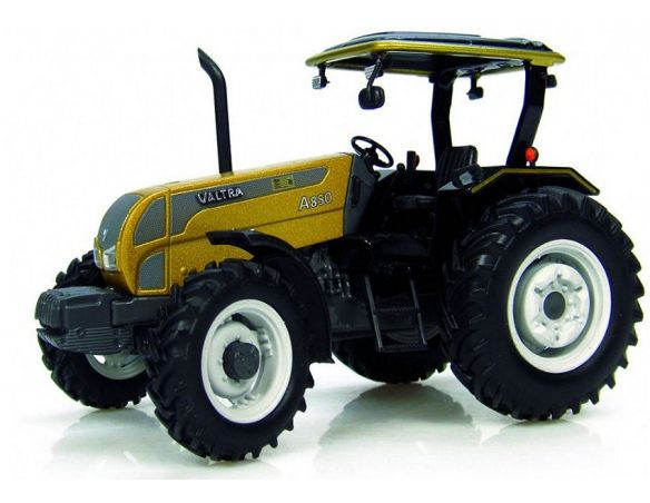 UNIVERSAL HOBBIES UH4011 VALTRA A850 GOLD EDITION 1:32 Modellino