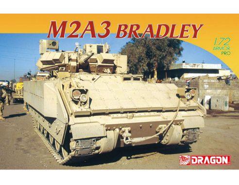 DRAGON D7623 M2A3 BRADLEY KIT 1:72 Modellino