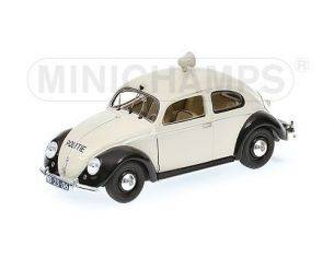 Minichamps PM431051291 VW 1200 EXPORT 1951 POLITIE NETHERLANDS 1:43 Modellino