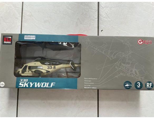 copy of Elipama Elicottero Radiocomadato Sky Wolf Pama Trade EP338 Modellino