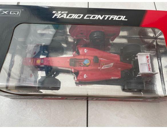 Macdue 500473 Ferrari F.1 Scala 1:12 Radio Control SCATOLA ROVINATA